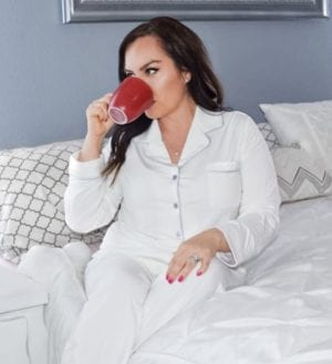 Cozy EArth Luxury Bedding and Loungewear Set
